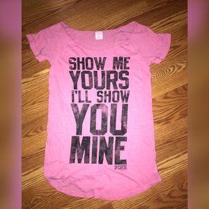 VS PINK Sleep Shirt